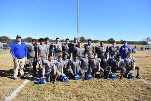 Moffett Football Team