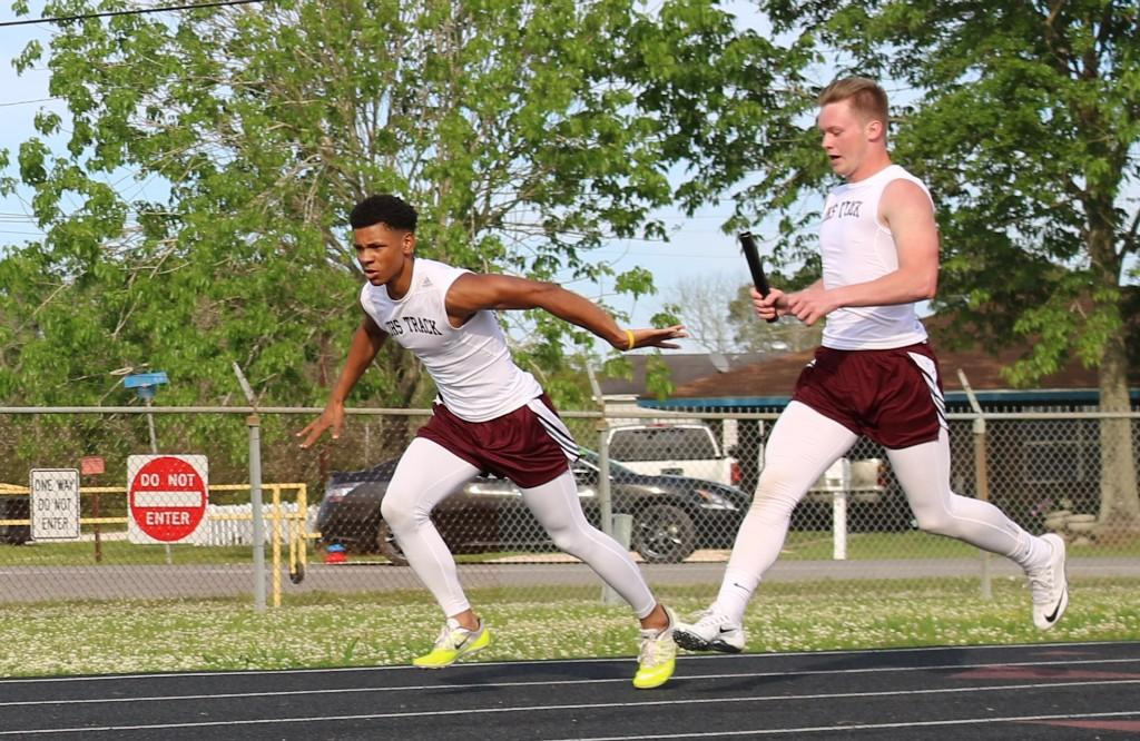 JHS Track