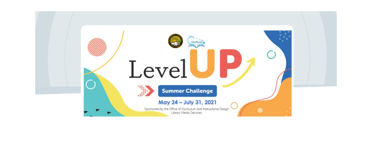 Summer 2021 Reading Challenge: Read at least 20 picture books (gr. K-2) or 5 chapter books (gr. 3-6) and to make at least 1,000 reading minutes.  CLICK HERE to learn more!