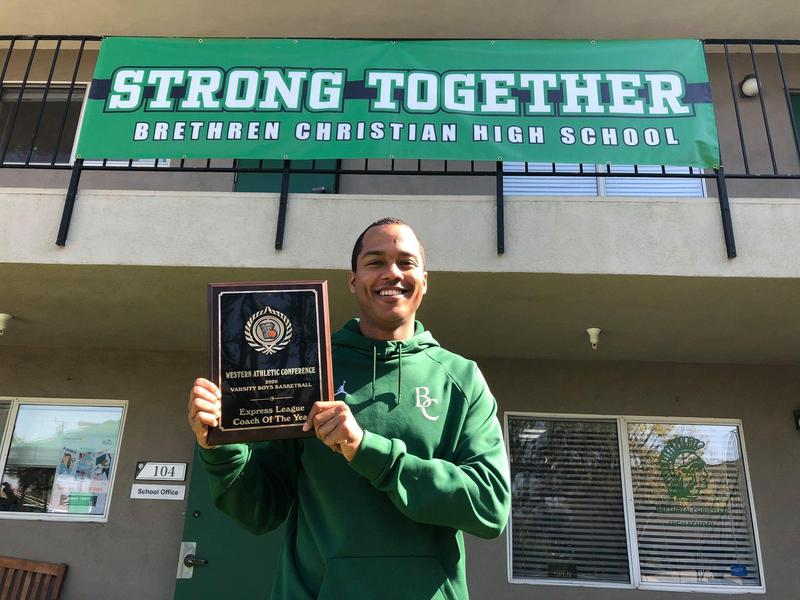 Coach Jefferson Honored! Featured Photo