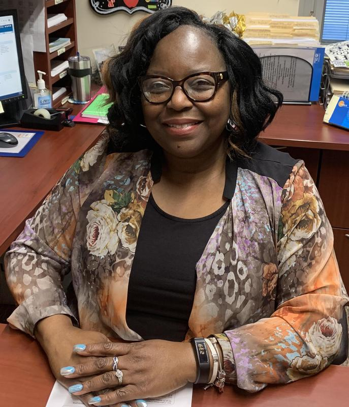Caroline Hill, Assistant Principal NCH Elementary