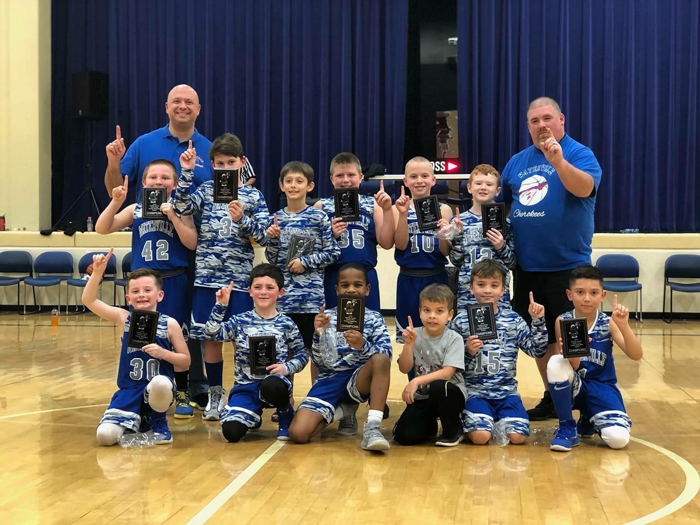 Waterville Basketball team
