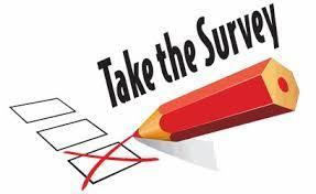 Take the survey picture.