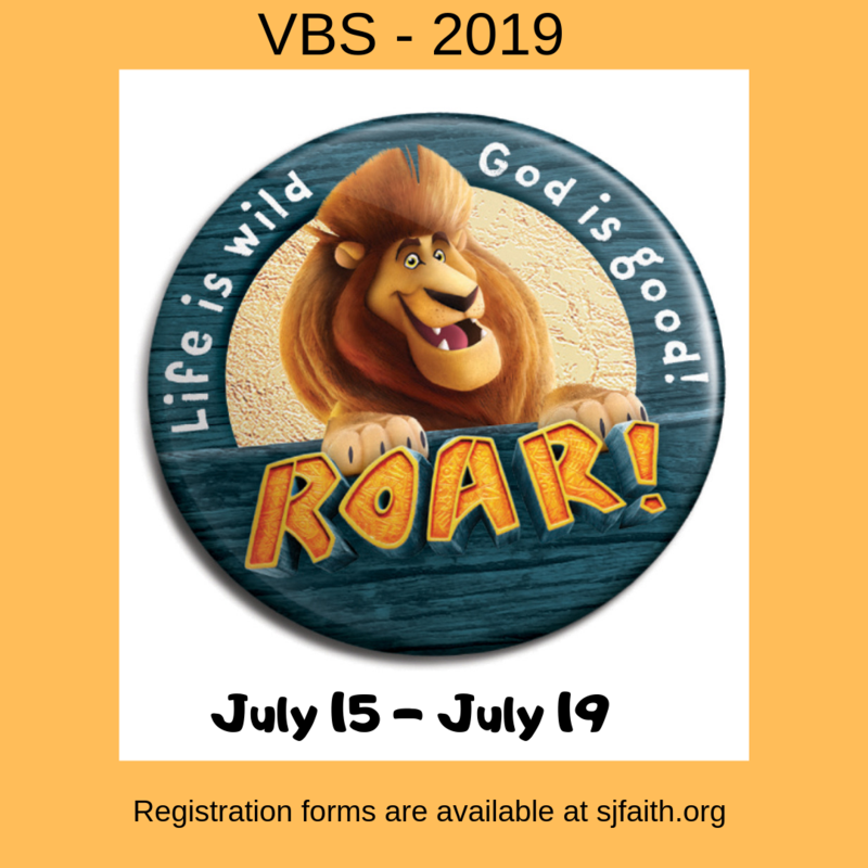 VBS - Vacation Bible School Featured Photo