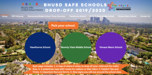 BHUSD Safe Schools Website