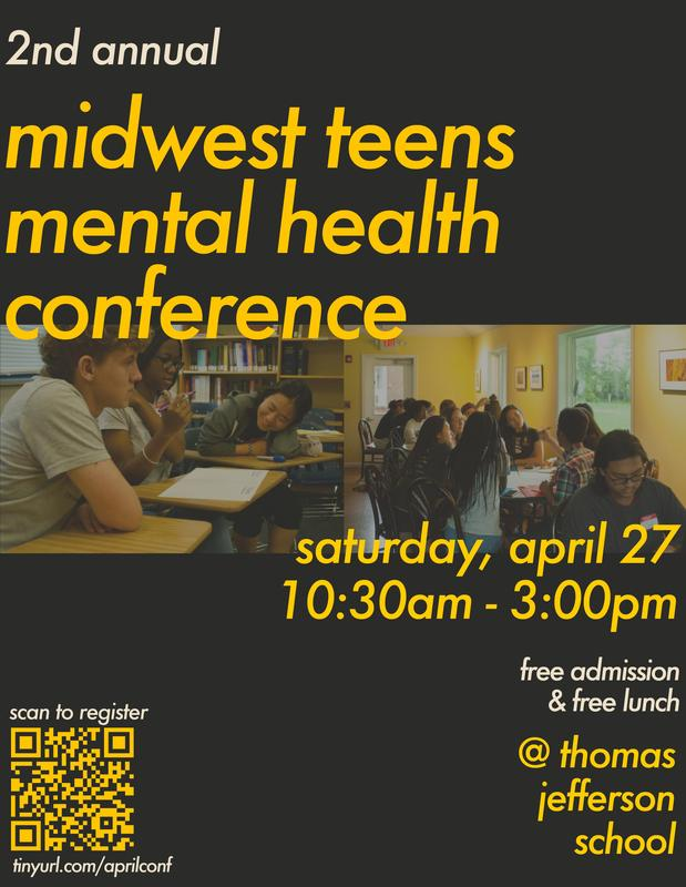 2nd Annual Midwest Teens Mental Health Conference Featured Photo