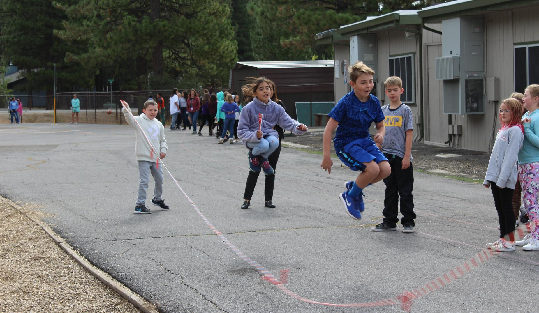 Jumprope time