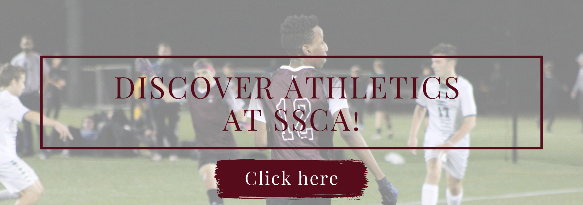Discover athletics at SSCA!