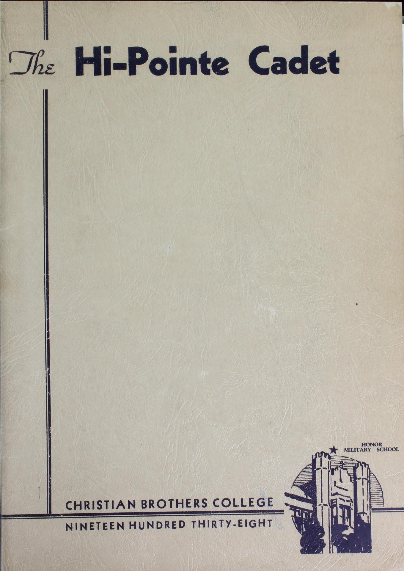 1938 CBC Yearbook