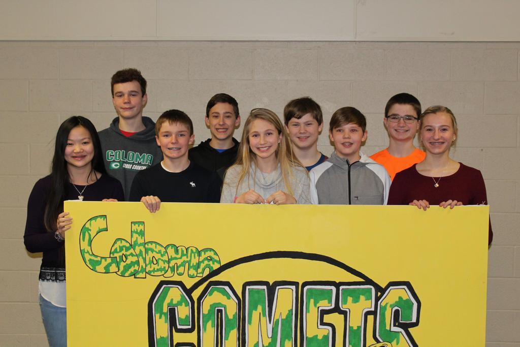 8th Grade Perfect Attendance