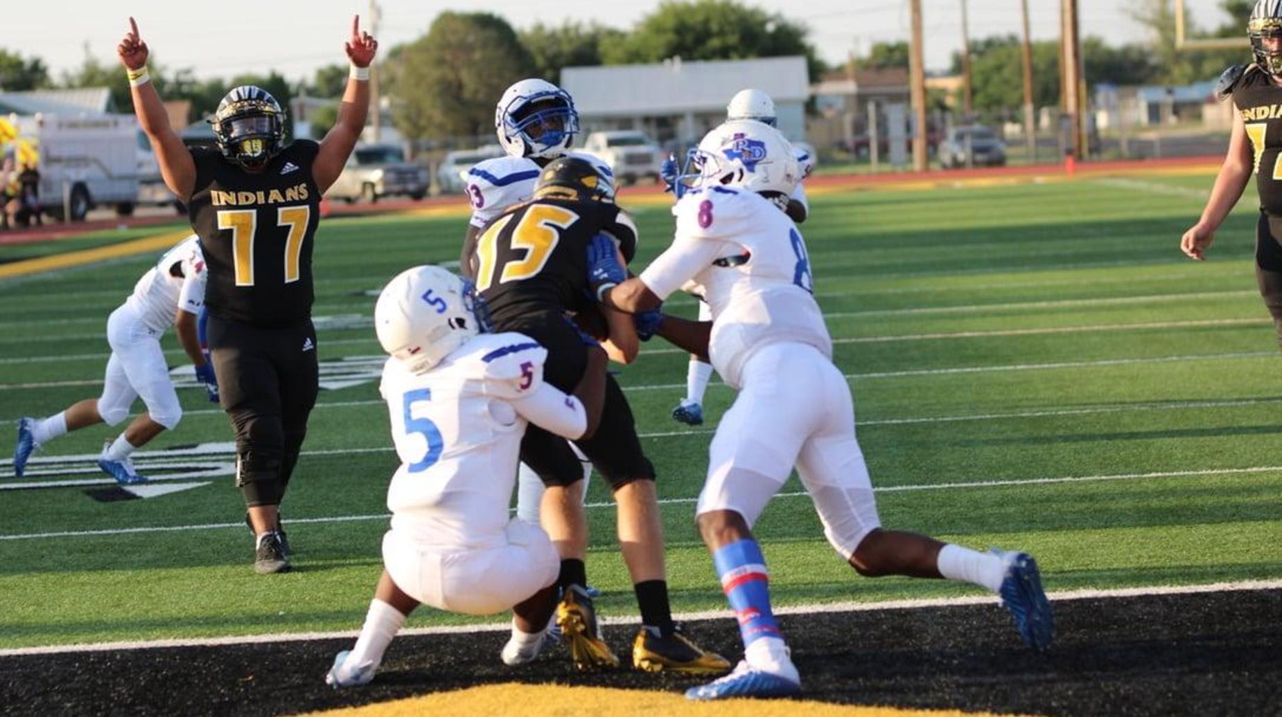 touchdown seminole indians