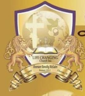 Life Changing Church logo
