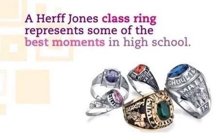 Alumnae Rings at Cathedral High School