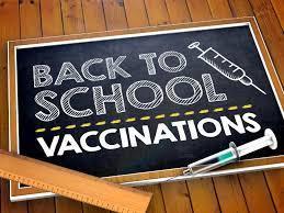 Back-to-school immunization events scheduled throughout Acadiana region