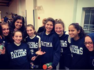 Girls Varsity STEM best team 3