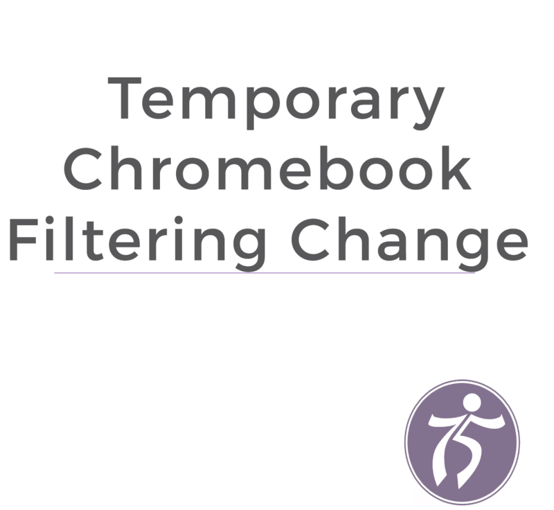 D75 Chromebook Issues Graphic