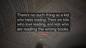 quote about loving to read