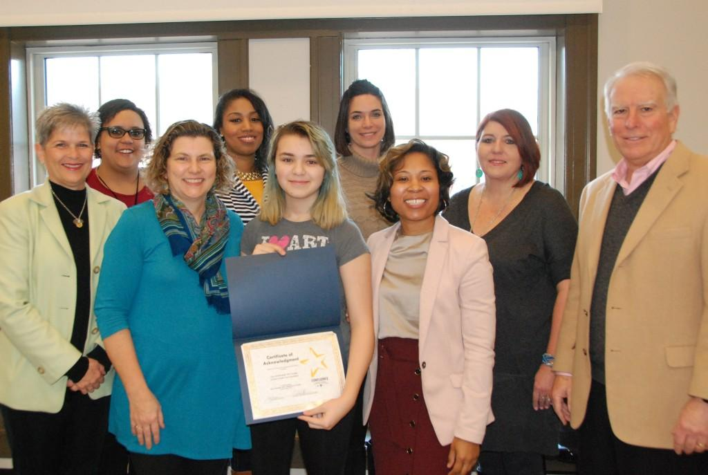L. Armbruster, GCAA, Board Recognition
