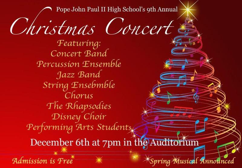 Annual Christmas Concert Thumbnail Image
