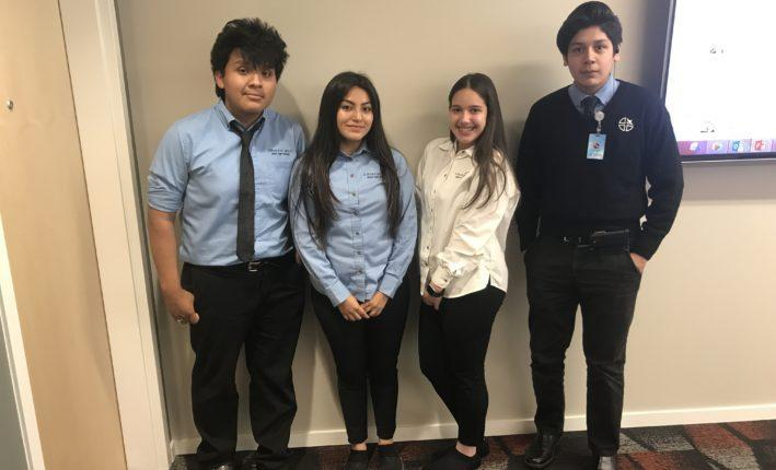 Cristo Rey High School's Interns Build Early Success at Kraus-Anderson Thumbnail Image