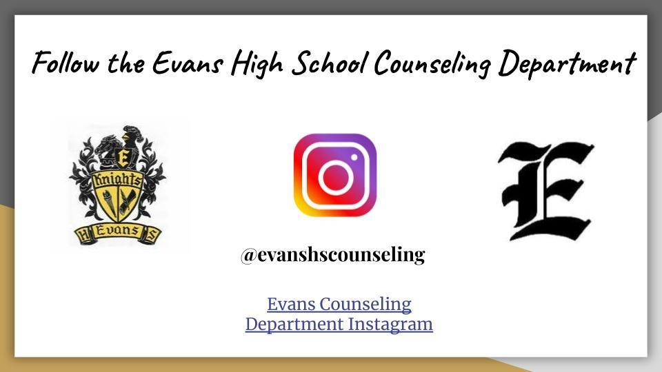 EHS Counseling Social Media