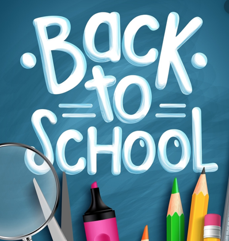 Back-to-School Information Thumbnail Image