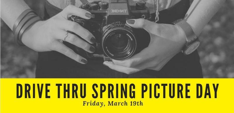 Spring Picture day March 19th