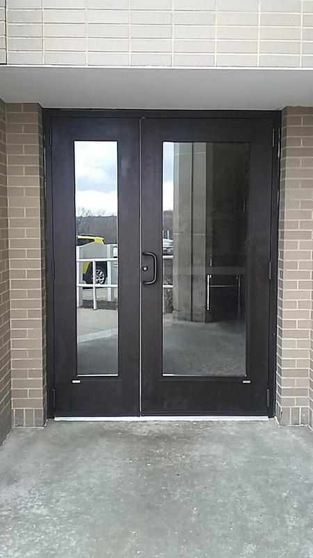 New doors at on the Church by Keefer Hall Thumbnail Image