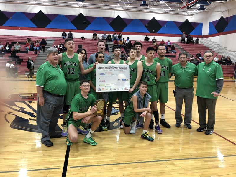 Vandal Varsity Boys Win The AIA 2A South Regional Tournament - UPDATE Featured Photo