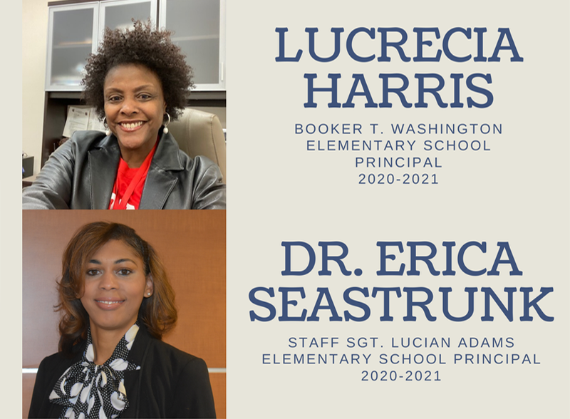 Meet Our New Principals! Featured Photo
