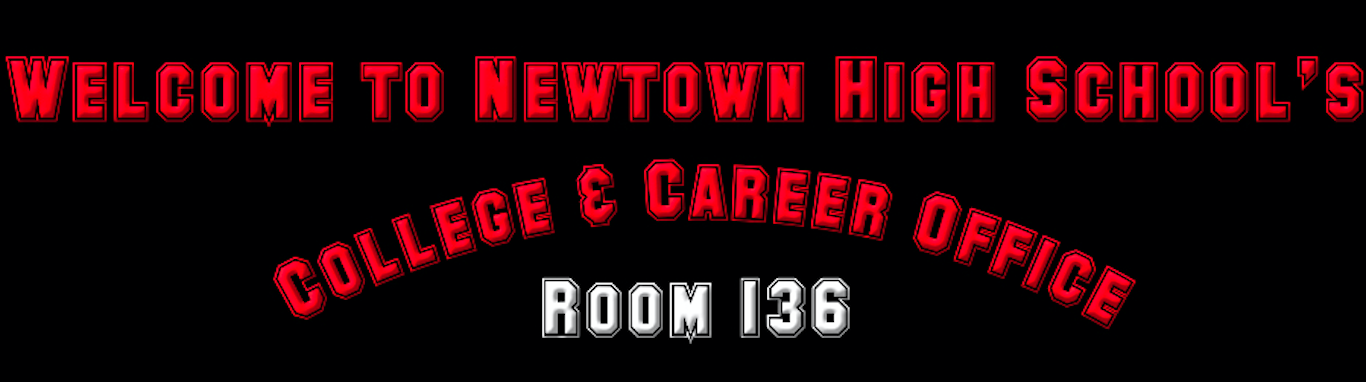 Welcome to Newtown High School's College & Career Office