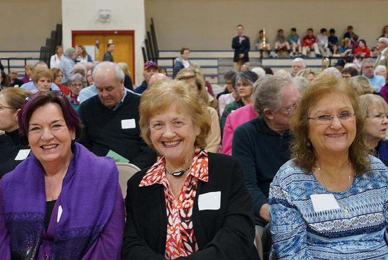 Grandparents attended Grandparents' Day 2020 on March 6, 2020--just one short week before the world changed.