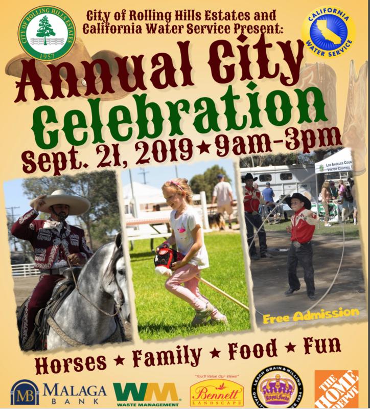 City of Rolling Hills Estates Annual City Celebration Thumbnail Image