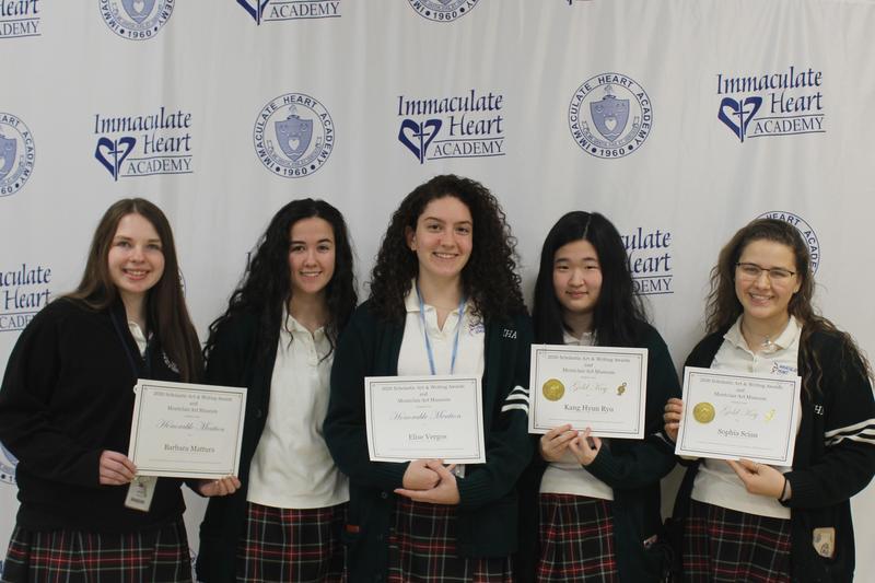 Seven Student-Artists Win Scholastic Art Awards Thumbnail Image