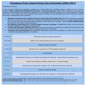 Pasadena Park Elementary Virtual Snow Day Schedule 2020.jpg