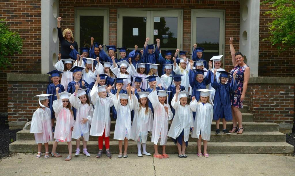 Mrs. Loomis' and Mrs. Moore's Class of 2016!