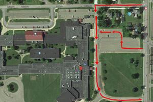 New MS/HS Traffic Pattern