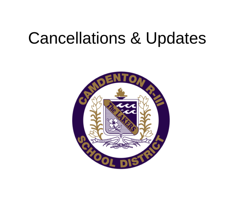 Cancellations and Updates Featured Photo
