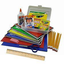 Heather School Supplies Optional Donation List Featured Photo