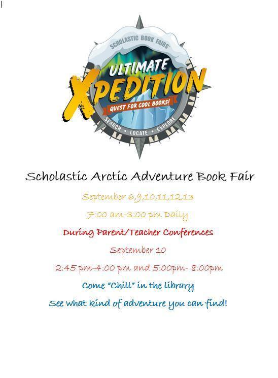Scholastic Arctic Adventure Book Fair Featured Photo