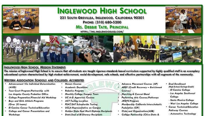 IHS PROMO Flyer