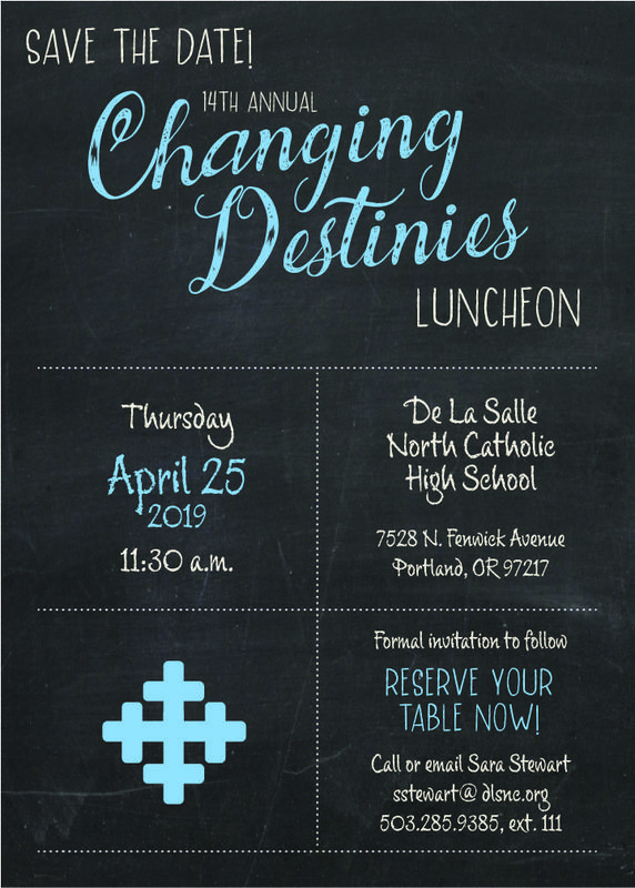 Changing Destinies Luncheon on April 25 Thumbnail Image