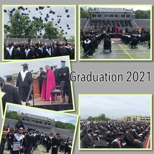 Xavier Graduation 2021