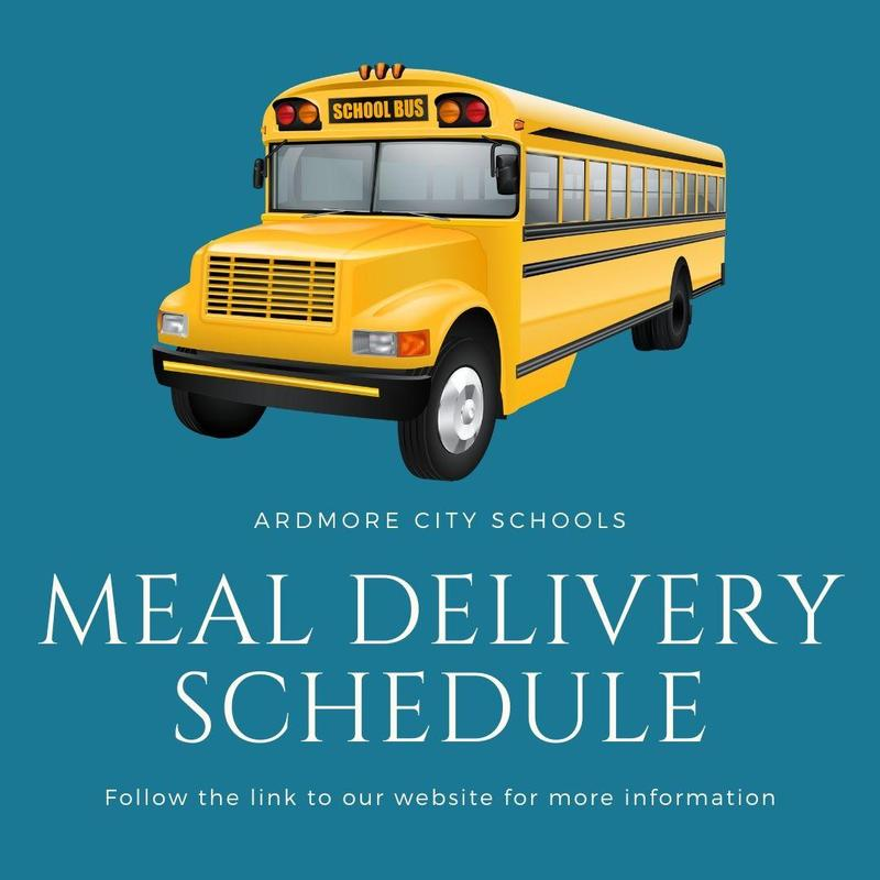 Meal Delivery Schedule Featured Photo