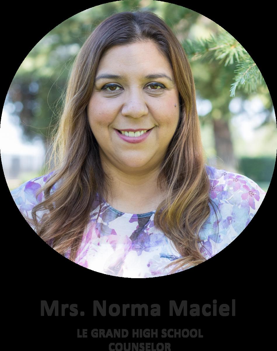 Mrs Norma Maciel Title Card