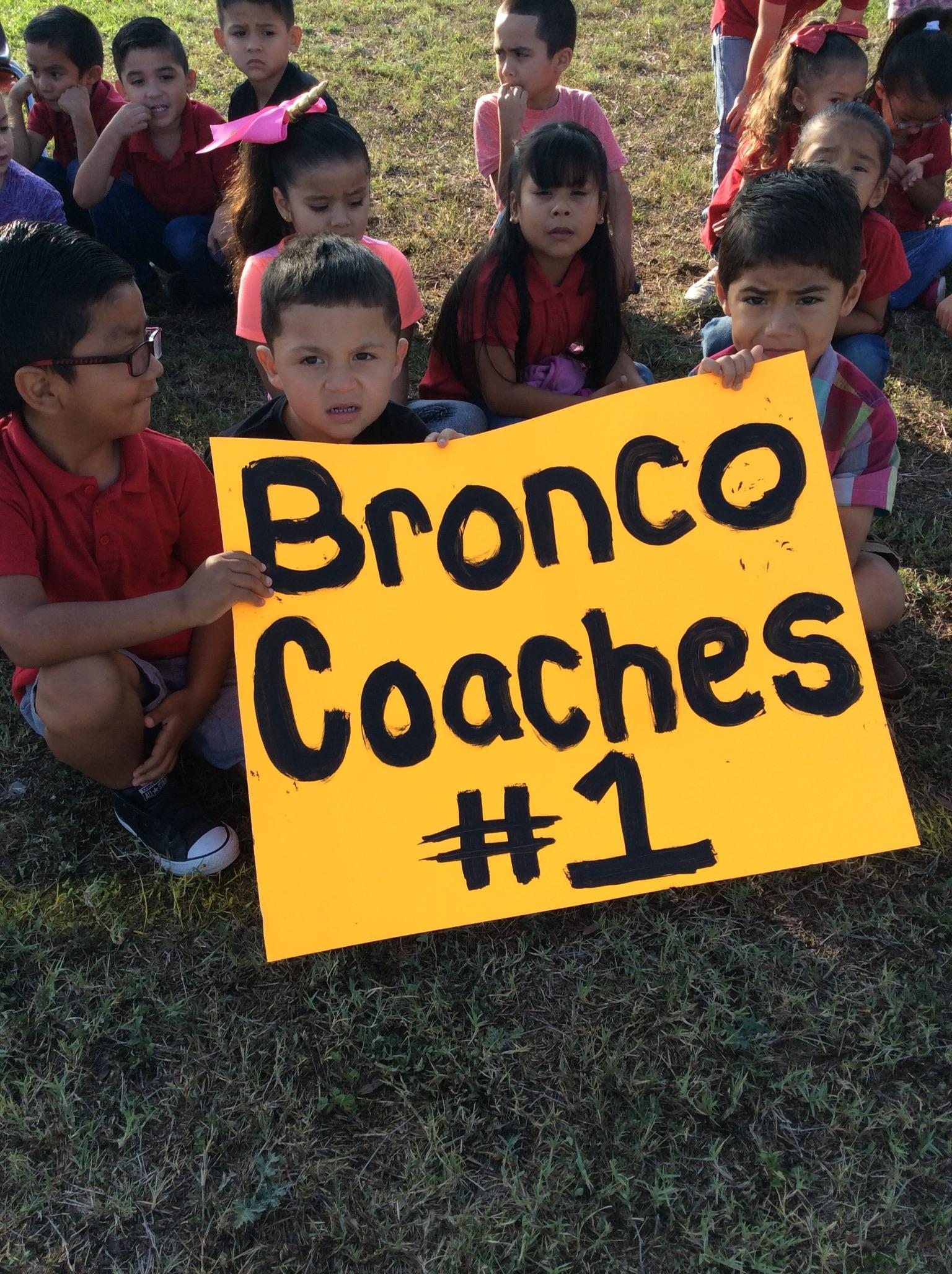 Bronco Coaches #1