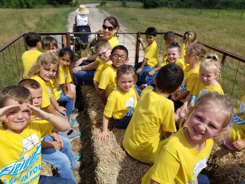 PreK and Kinder Field Trip Featured Photo