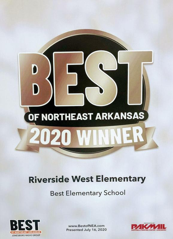 Jonesboro Radio Group Crowns RWE Best Elementary School Featured Photo