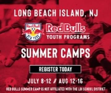 Red Bulls Youth Summer Soccer Camp Featured Photo