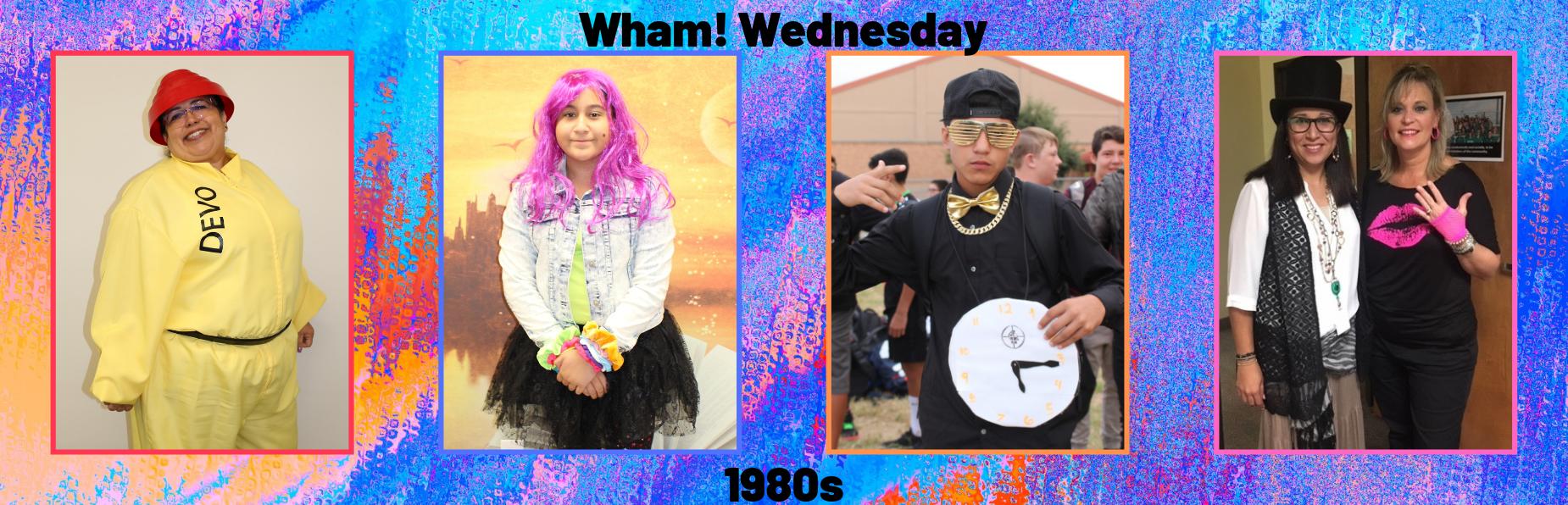 Wham! Wednesday